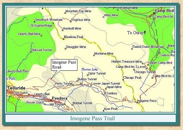 Imogene Pass Trail Report