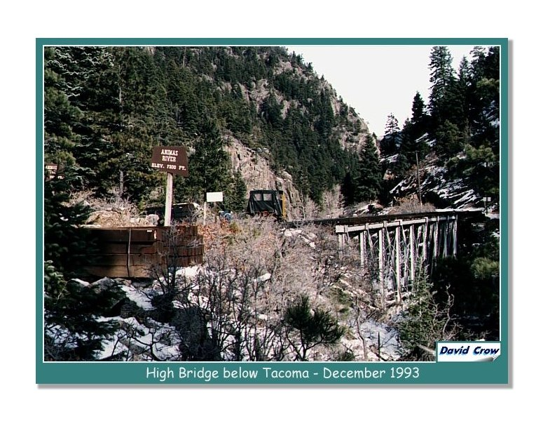 Excursion 3 Tacoma Power Plant Colorado