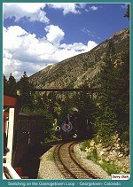 Switching on the Georgetown Loop Railroad _ Georgetown, Colorado _  (00k)