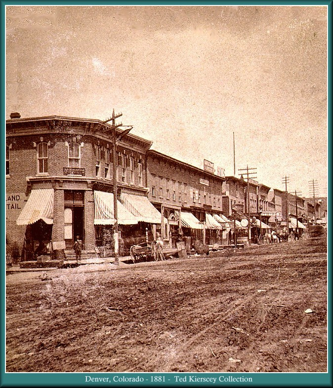 The Ted Kierscey Photo Collection -- Early Photos Of The
