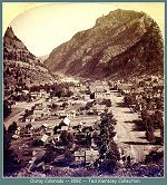 Ouray, Colorado -- 1892?