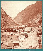 Ouray, Colorado -- 1890