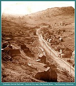 Gilpin Tramway Company - Central City near the Gunnell Mine - (Image 00211) (184k)