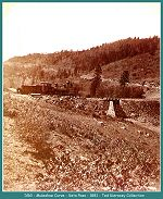 Denver and Rio Grande - Muleshoe Curve - Veta Pass - 1882 (Image 00258) (164k)