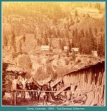 Ouray,Colorado -- 1892 - (Image 261) (158k)