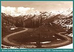 Million Dollar Highway between Ouray and Silverton - 1925 (image 00302) - (101k)
