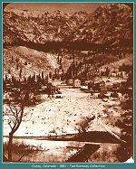 Ouray, Colorado - 1881 -(198k)