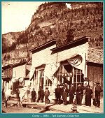 Ouray, Colorado -- 1884