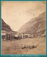 Ouray, Colorado - 1877