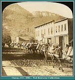 Ouray Colorado - 1904